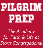 Pilgrim Prep logotype