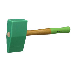 Edged PVC Tinner's Hammer