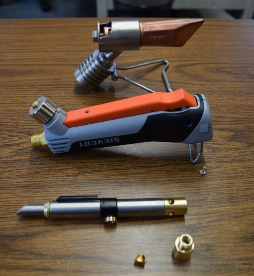 Sievert soldering