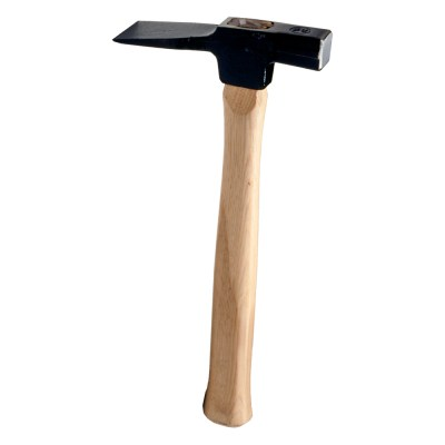 Stortz Brick Hammer - Wood Handle