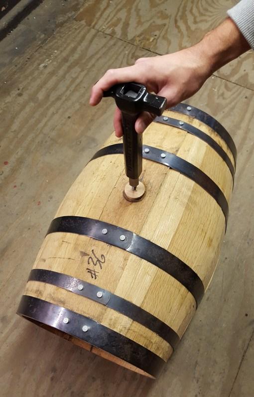 Bung Puller Barrel