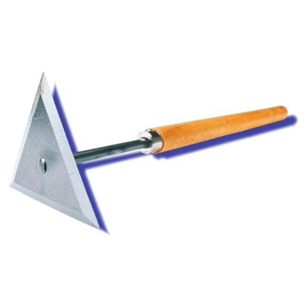 18'' Heavy Duty Triangle Scraper - Stortz & Son Inc