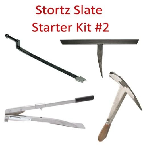 Stortz Slate Starter Kit 2