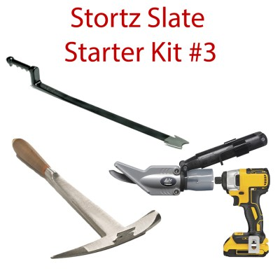 Stortz Slate Starter Kit
