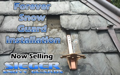 Forever Snow Guard Installation