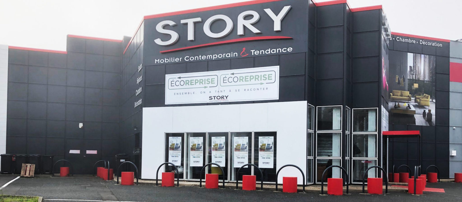 magasin de meuble angers story