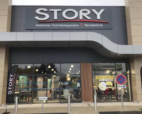 magasin de meuble thionville story