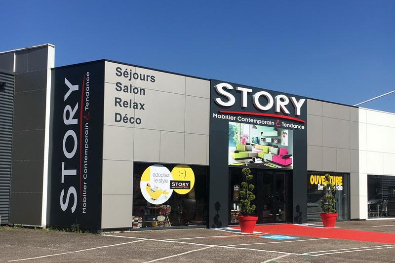 magasin de meuble metz story mobilier