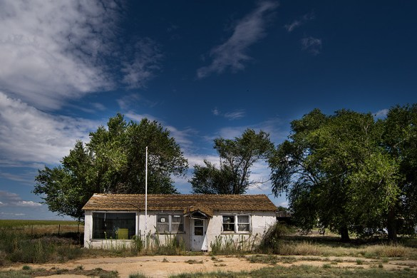 New Mexico Is Where I Let Dreams Sleep