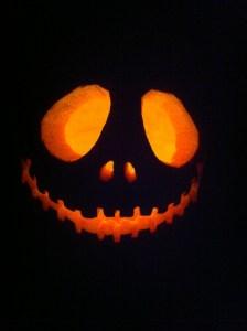 Yes, I carved jack'o'lanterns again ;p