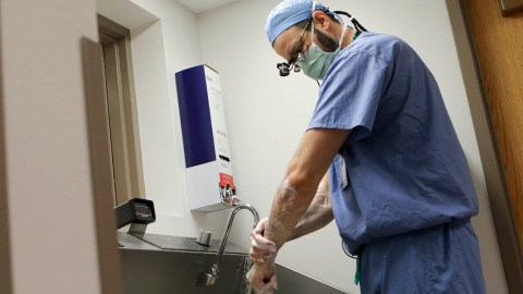 Once Bullied Now a Surgeon, an Immigrant's Story
