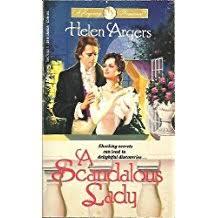 A Scandalous Lady Argers