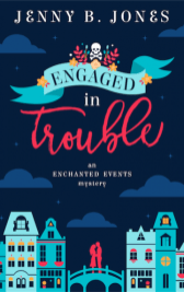 engaged in trouble Jenny B Jones