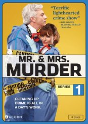 Mr. & Mrs. Murder poster