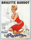 La Parisienne Poster
