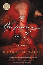 The Confessions of X -Suzanne M. Wolfe