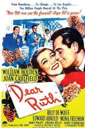 Dear Ruth poster