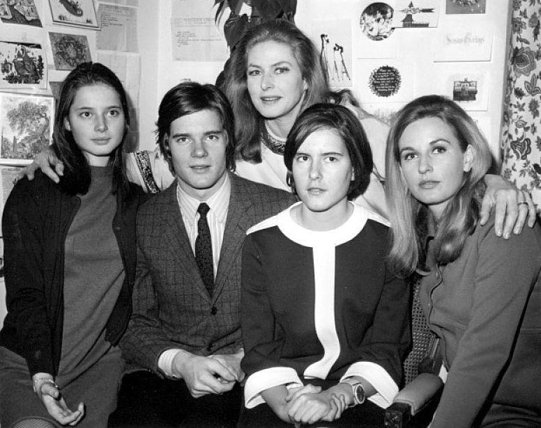 Ingrid Bergman james stewart
