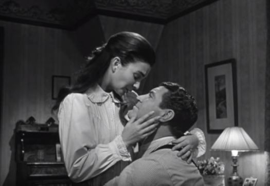 Jean Simmons & Robert Preston