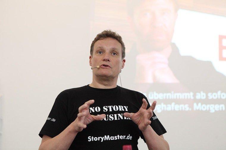 Marketing-Experte und StoryMaster