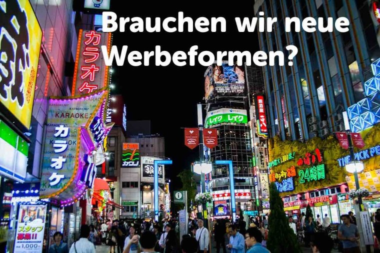 Content Marketing oder Werbung?