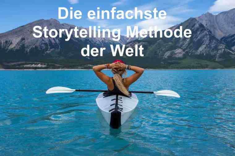 Storytelling als Verkaufs- und Marketingstrategie