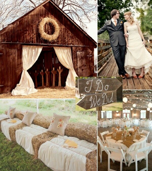 Country Wedding Pictures Best Photos Cuteweddingideas Com
