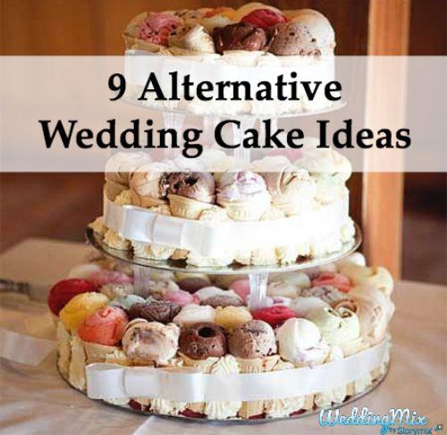 8 Unique Wedding Cake Ideas Via Theeld Com