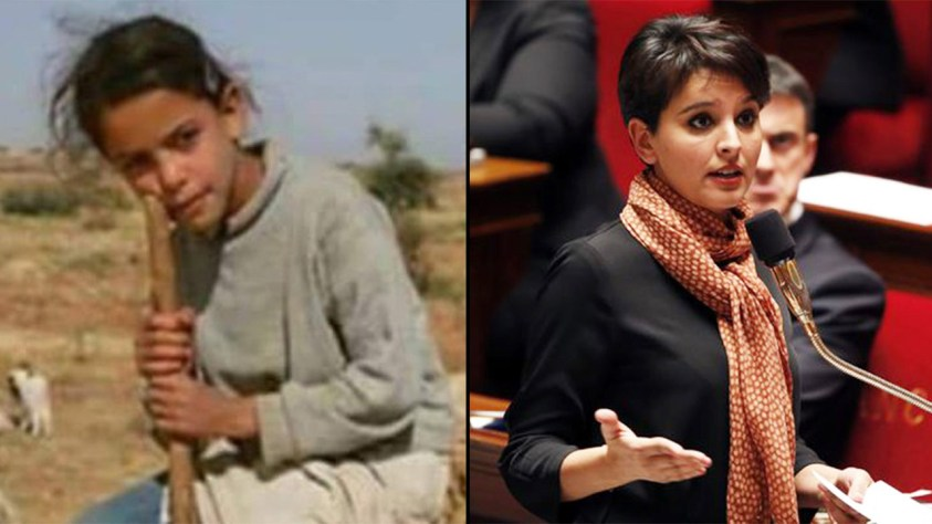 Najat Vallaud-Belkacem: The One Who Persevered