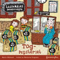 LasseMaja - Togmysteriet - Martin Widmark