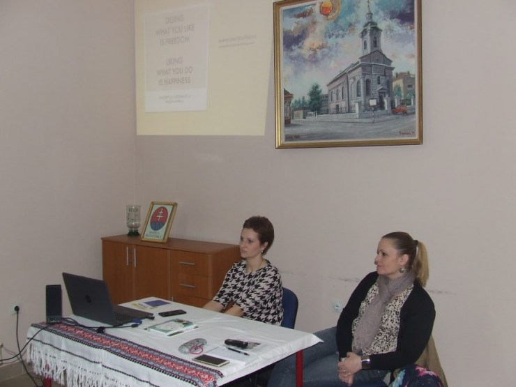 Storyteller v Novom Sade / Foto: Danica Vŕbová