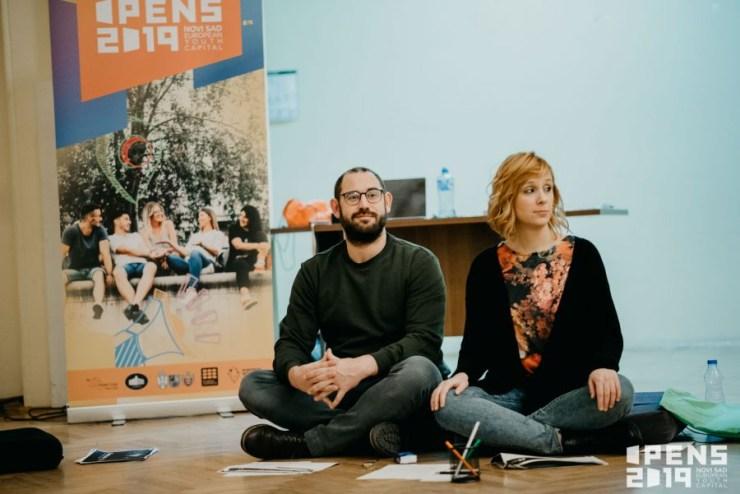 Andre i Vesna Mindfulness / V_Velickovic
