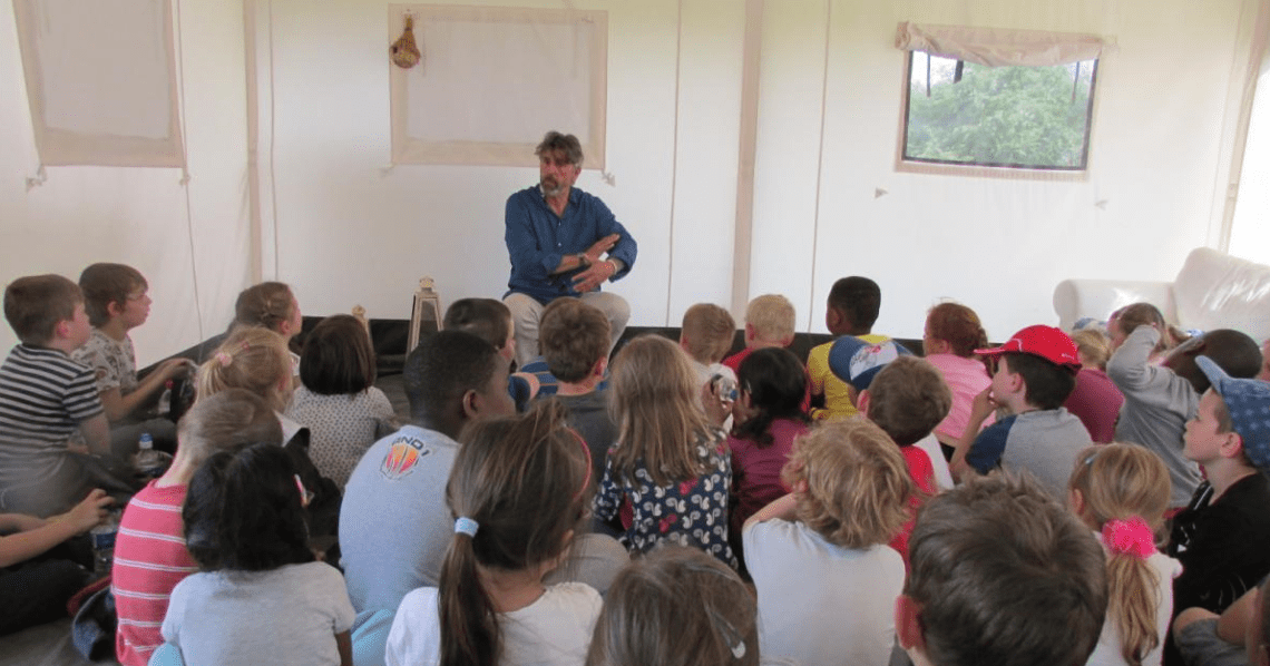 Storytelling for Schools