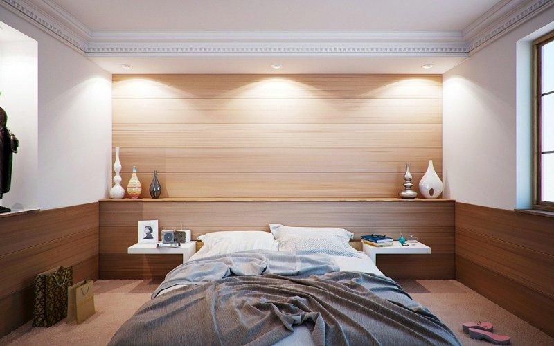 Hoe ruim je je slaapkamer in een half uur op?
