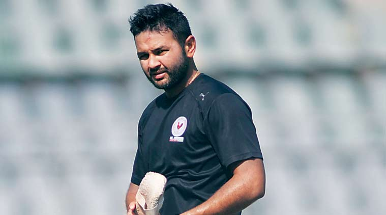 Welcome back in Indian Test Squad :: Parthiv Patel