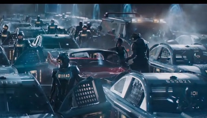 Watch the first Official trailer of Ready Player One