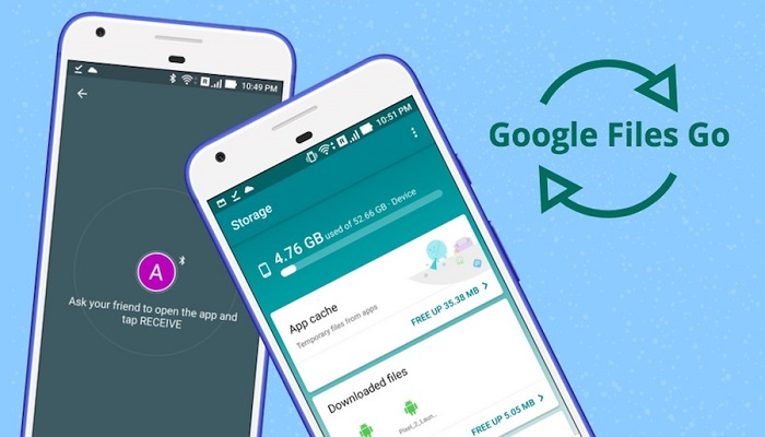 Google's Files Go App Now Available Globally for Android users