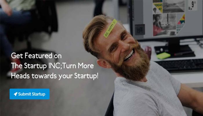 The Startup INC - fastest growing startup directory in India