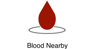 BloodNearby: An app to get and donate blood nearby