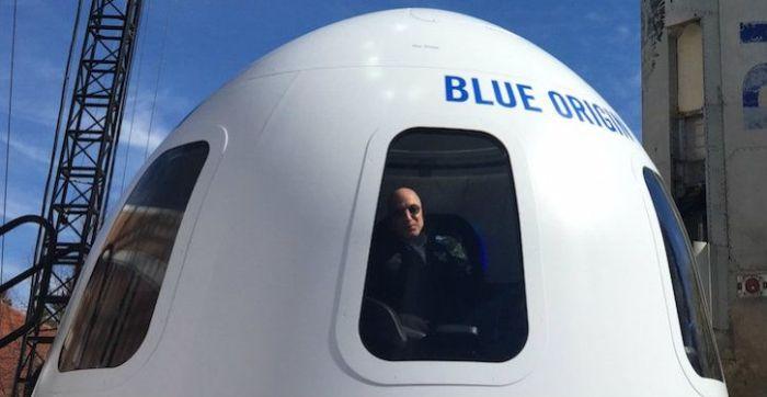 Jeff Blue Origin