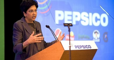 PepsiCo's Indra Nooyi will step down as CEO in October