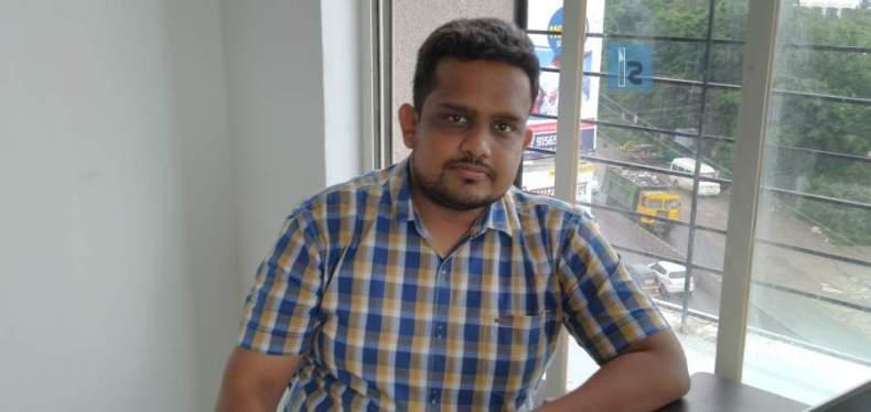 Hrishikesh Deshmukh