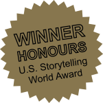 """The Mermaid's Shoes"", ""The Story Tree"" and ""Stories to Light the Dark"" have now all won this award."