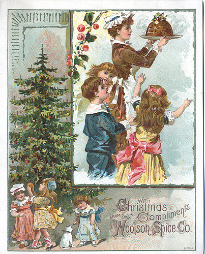 Christmas at Thompson Hall: Chapter 5, Mrs. Brown at Thompson Hall
