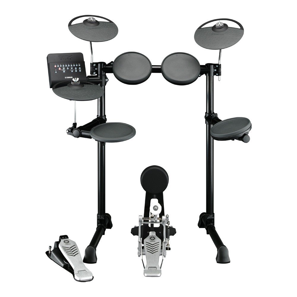 Yamaha DTX450 Electric Drum Kit - Stothers Music and HiFi