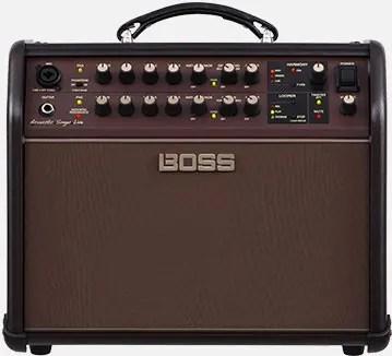 BOSS SINGER ACOUSTIC Guitar Amplifier