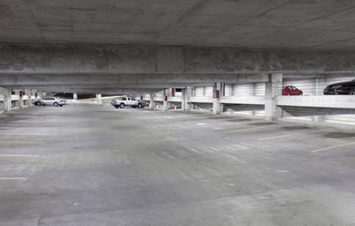 three benefits of led parking garage