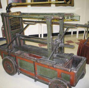 1700s Newsham Pumper