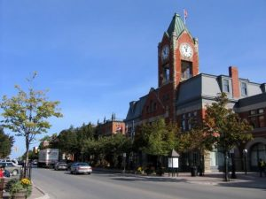 Collingwood, Ontario, Canada (Downtown)