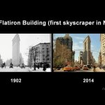 CORA DRIMUS: New York THEN and NOW